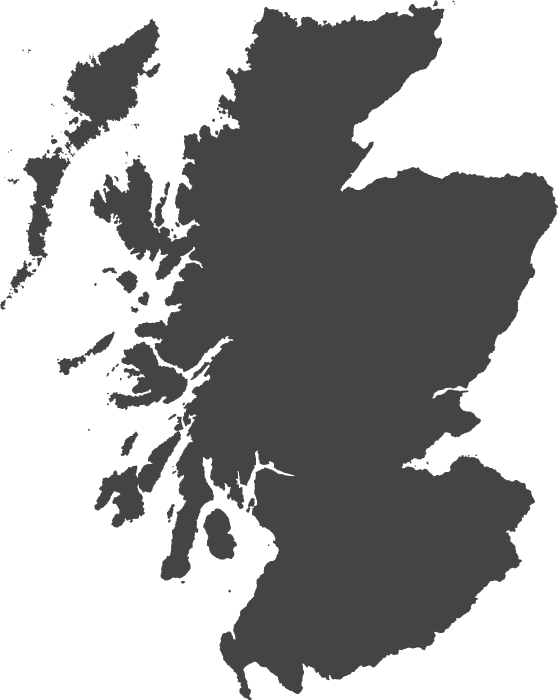 Covering the whole of Scotland